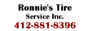 Ronnie's Tire Service Inc.